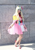 Cosplay-Cover: Nia Teppelin (Pre Time-Skip Vers.)