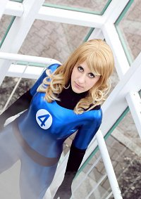 Cosplay-Cover: Susan 'Sue' Storm [Invisible Woman] (F4)