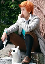 Cosplay-Cover: Tintin [The Adventures of Tintin]