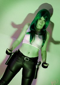 Cosplay-Cover: She Hulk [Jennifer Walters]