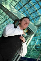 Cosplay-Cover: Ianto Jones (Children of Earth)