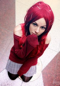 Cosplay-Cover: Flaky (Gijinka)