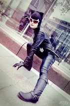 Cosplay-Cover: Catwoman (New 52)