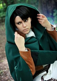 Cosplay-Cover: Levi リヴァイ (Survey Corps)