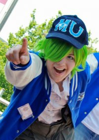 Cosplay-Cover: Mike Wazowski [Monster Uni]