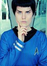 Cosplay-Cover: Commander Spock [Reboot]