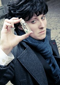 Cosplay-Cover: Sherlock Holmes [A Study in Pink] Version 2.0