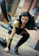 Cosplay-Cover: Loki [genderbend]