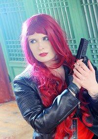 Cosplay-Cover: Natasha Romanoff ♥ Comic Art ♥