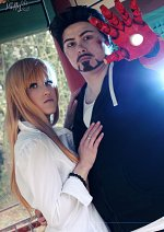 Cosplay-Cover: Tony Stark [Iron Man 3]
