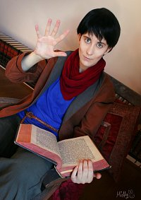 Cosplay-Cover: Merlin (BBC)