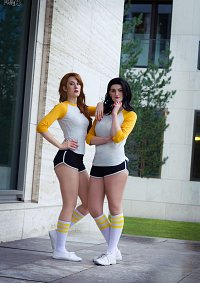 Cosplay-Cover: Veronica Lodge [Vixens]