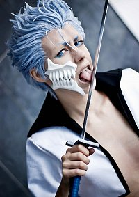 Cosplay-Cover: Grimmjow Jaggerjaquez