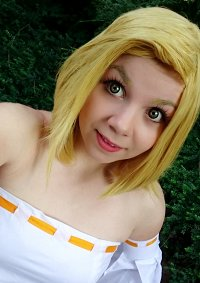 Cosplay-Cover: Elaine