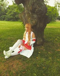 Cosplay-Cover: Asuna Yuki