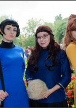 Cosplay-Cover: Ms. Spock