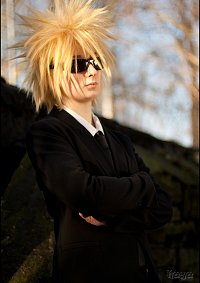 Cosplay-Cover: Ushitora Ishikawa [Sunglases Version]