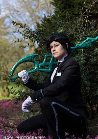 Cosplay-Cover: Faustus Claude