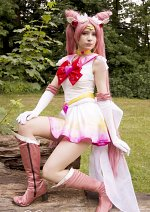 Cosplay-Cover: Super Sailor Chibimoon (adult)