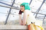 Cosplay-Cover: Ranka Lee ~Movie Stewardess~
