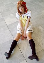 Cosplay-Cover: Kaede - Sommeruniform -