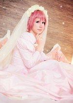 Cosplay-Cover: Ran [らん] (wedding ending)