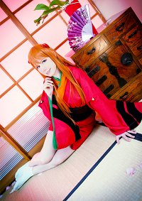 Cosplay-Cover: Asuka Langley Soryu [惣流・アスカ・ラングレー] (Matsuri)