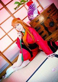 Cosplay-Cover: Asuka Langley Soryu [惣流・アスカ・ラングレー] (Matsuri)