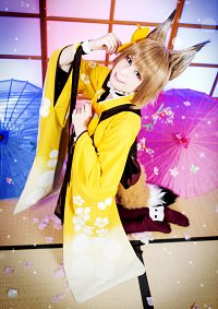 Cosplay-Cover: Kaguya