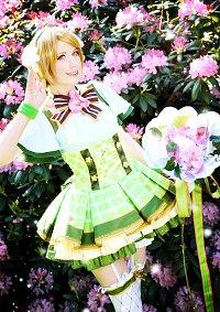 Cosplay-Cover: Koizumi Hanayo [小泉 花陽] (Flower Bouquet)