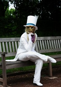 Cosplay-Cover: Masked Gentleman