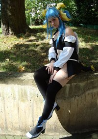 Cosplay-Cover: Dizzy