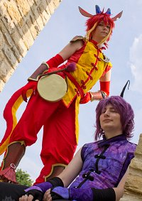 Cosplay-Cover: Cri-Kee