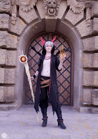 Cosplay-Cover: Velnar