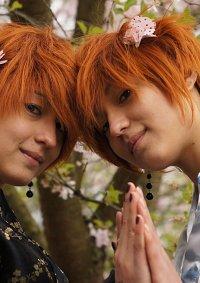Cosplay-Cover: Hikaru im Kimono