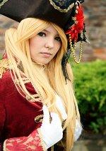 Cosplay-Cover: Alice Kirkland [Pirate!England]