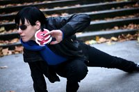 Cosplay-Cover: Robin in civvies/ Dick Grayson [Usual Suspects]