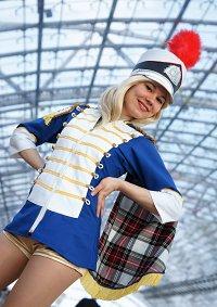 Cosplay-Cover: Gwen Stefani - Majorette