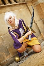 Cosplay-Cover: Sharrkan - Backcover