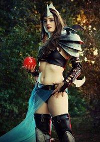 Cosplay-Cover: SpellForce (Warrior Girl)