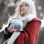 Cosplay: Knut der Große (Canute the Great)