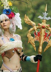 Cosplay-Cover: Melia (メリア) Hierax-Version
