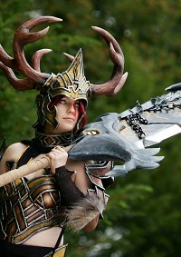 Cosplay-Cover: Norn cultural armor - Tier 3