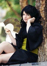 Cosplay-Cover: Kimono Lady