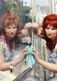 Cosplay-Cover: Peggy Bundy (BBQ)
