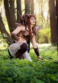 Cosplay-Cover: Warrior Faun