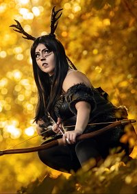 Cosplay-Cover: Keona - der dunkle Faun