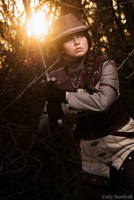 Cosplay-Cover: Hunter