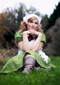 Cosplay-Cover: Elizabeta Héderváry (neu genäht)