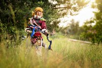 Cosplay-Cover: Link - Orni Rüstung